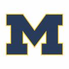 M Wolverines logo