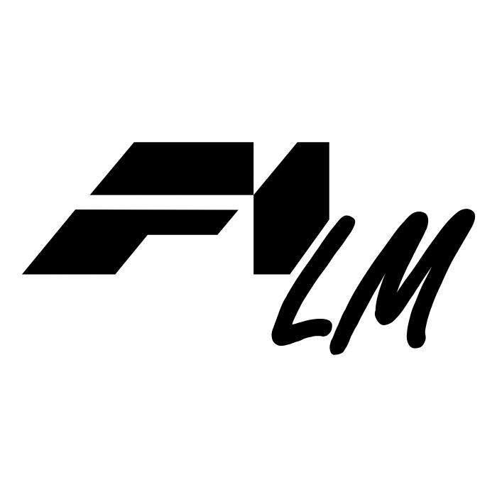 McLaren F1 logo LM