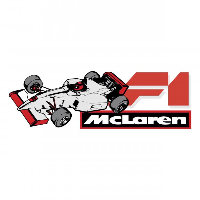 McLaren logo F1