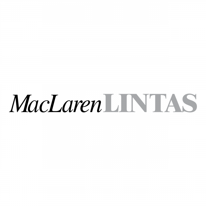 McLaren logo lintas