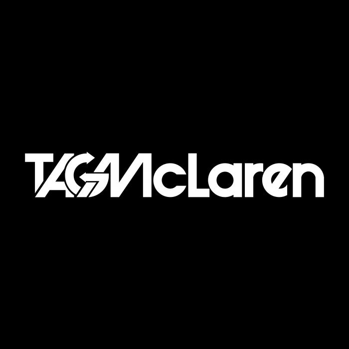 McLaren logo tag