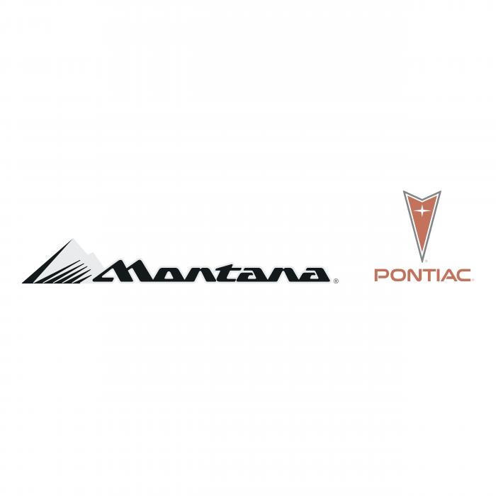 Montana logo pontiac
