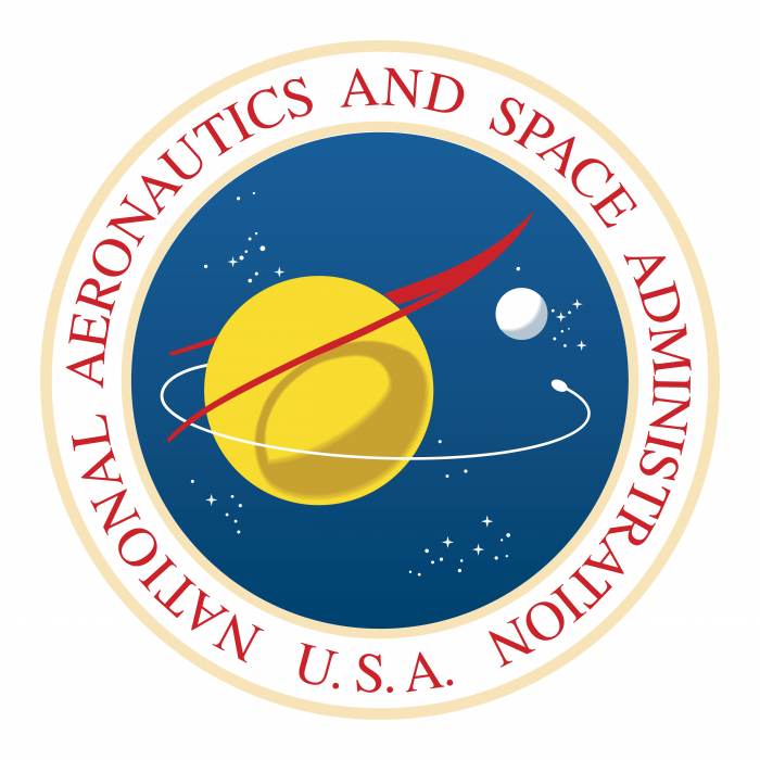 NASA logo USA