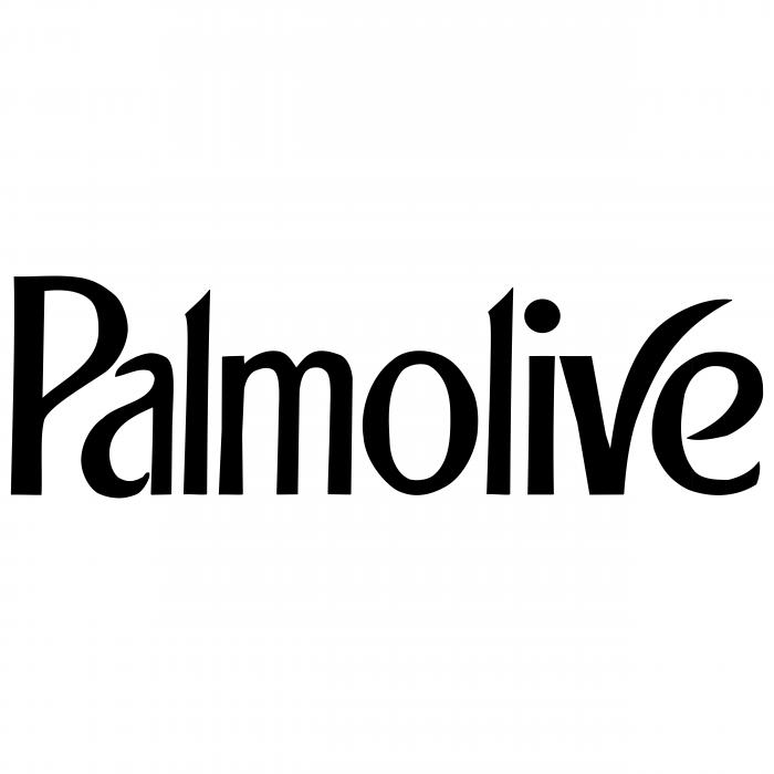 Palmolive logo black