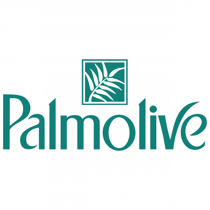 Palmolive logo green