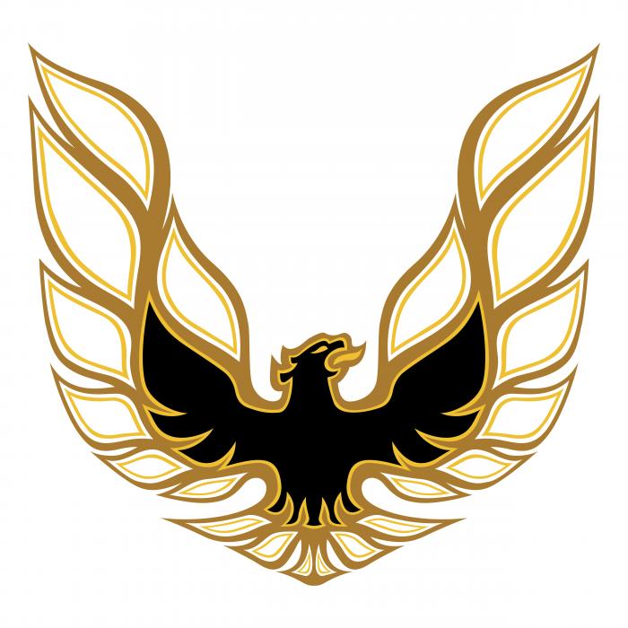 Pontiac Firebird logo 1977