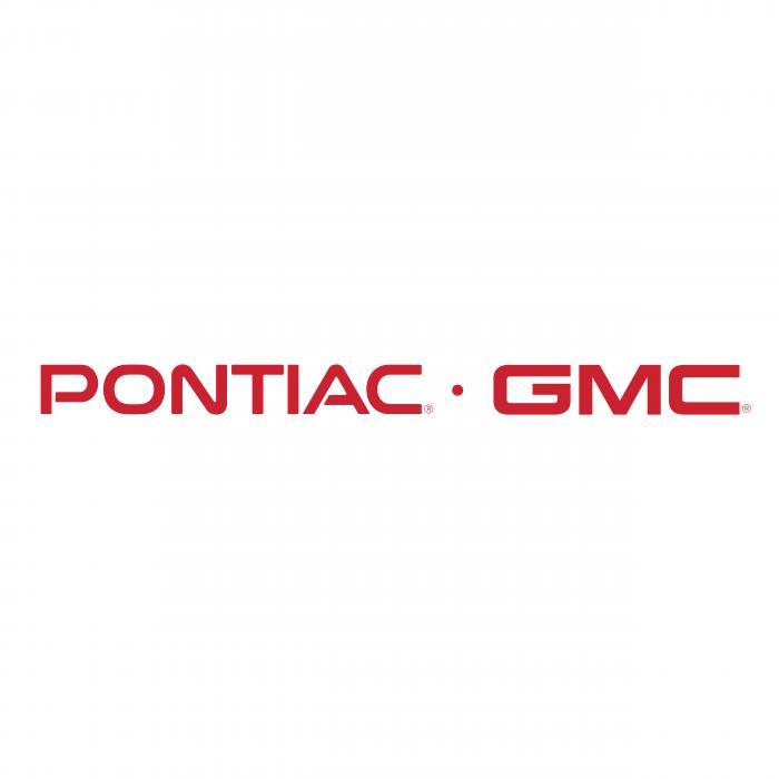Pontiac logo GMC