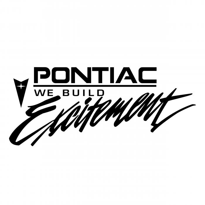Pontiac logo excitement