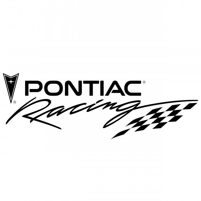 Pontiac logo racing