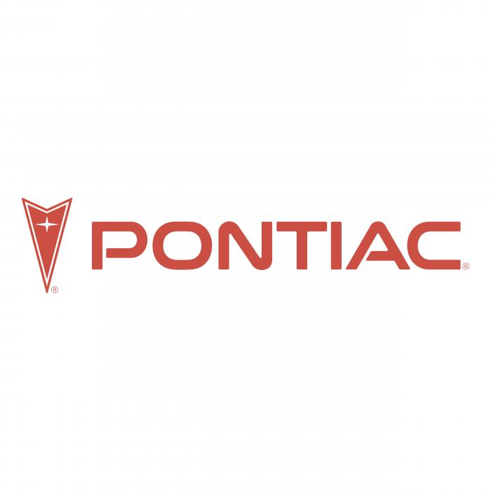 Pontiac logo red