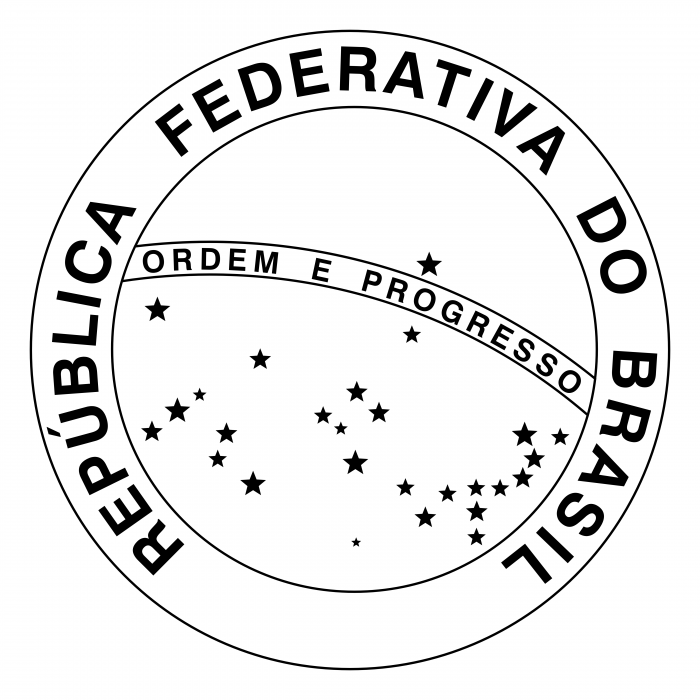 Republica Federativa do Brasil logo