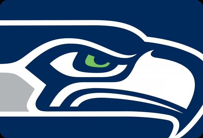 Seahawks logo blue