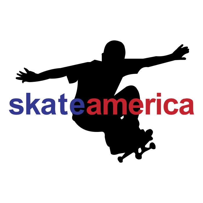 Skate America logo