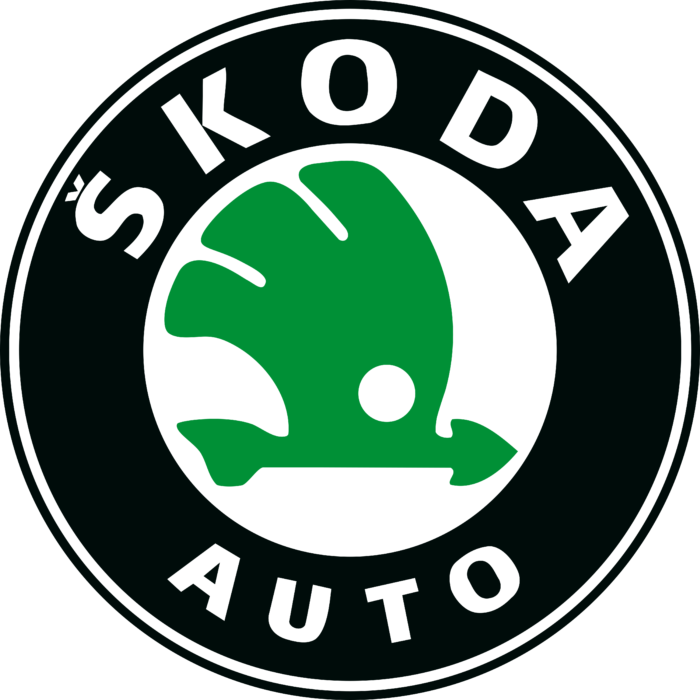 Škoda Auto Logo 1986