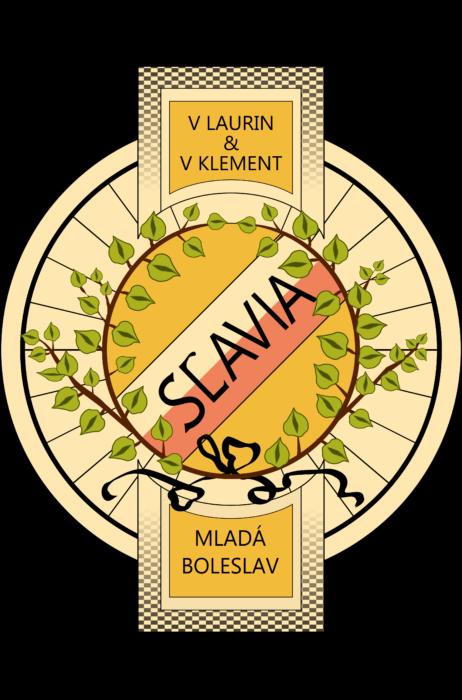 Škoda (Slavia) Logo 1895