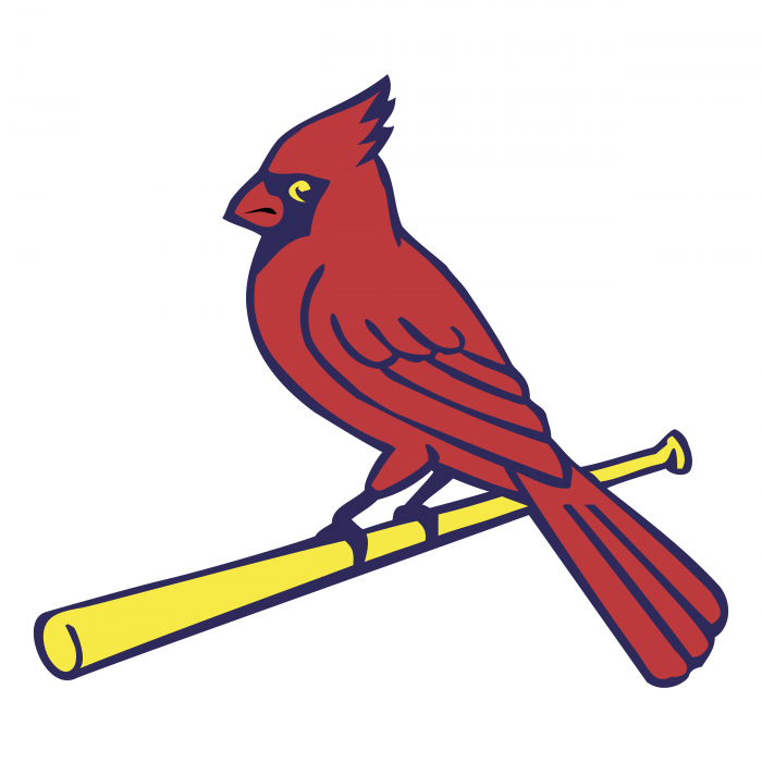 St. Louis Cardinals logo orange