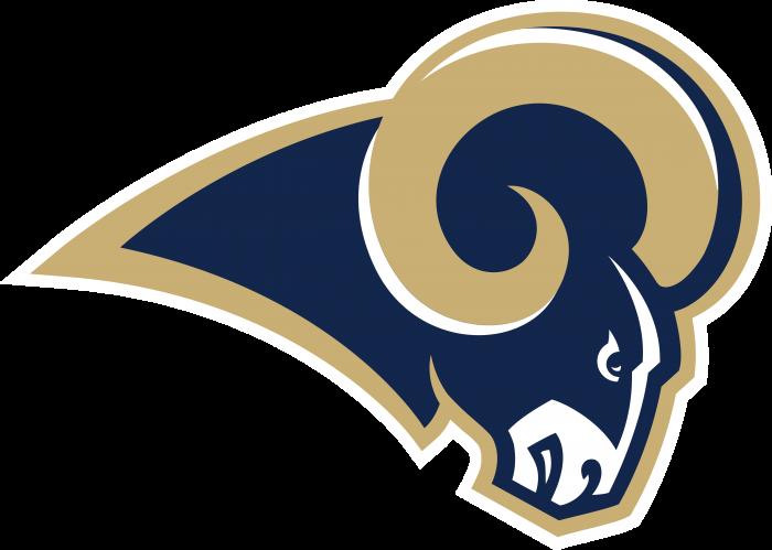 St. Louis Rams logo ram