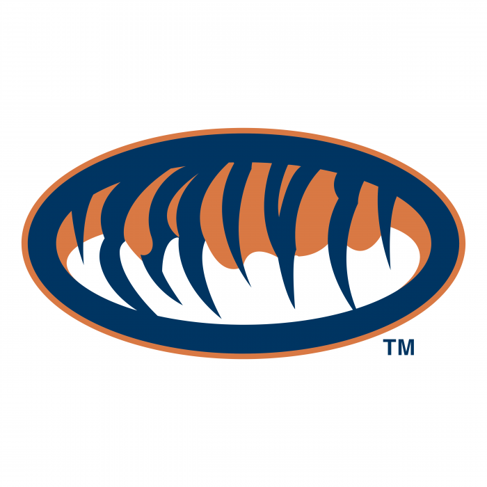 Tigers logo oval