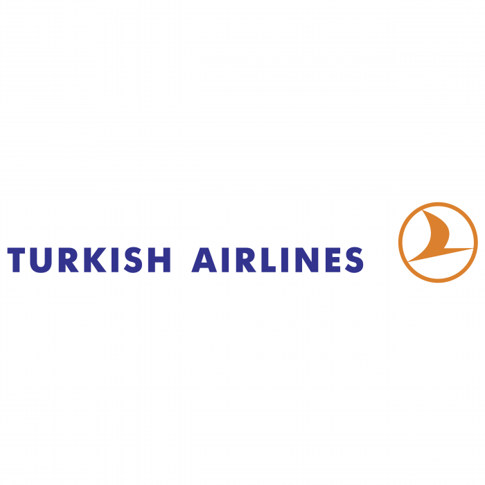 Turkish Airlines logo orange