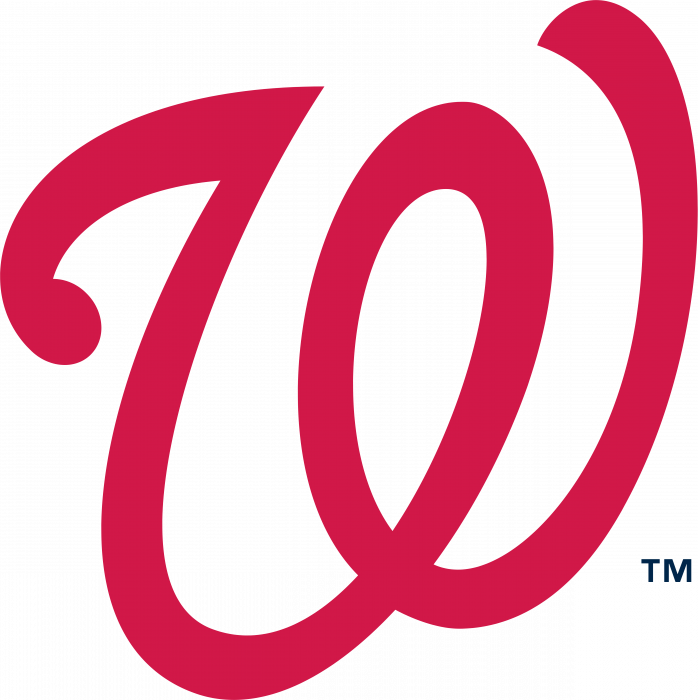 W Nationals logo