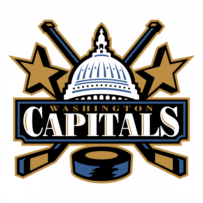 Washington Capitals logo brand