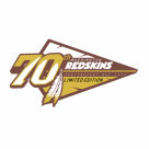Washington Redskins logo 70