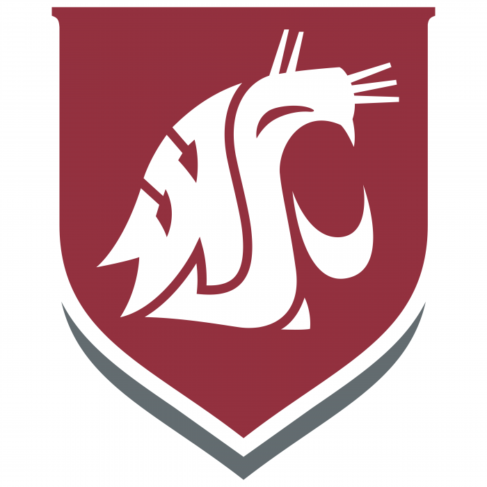 Washington State Cougars logo brand
