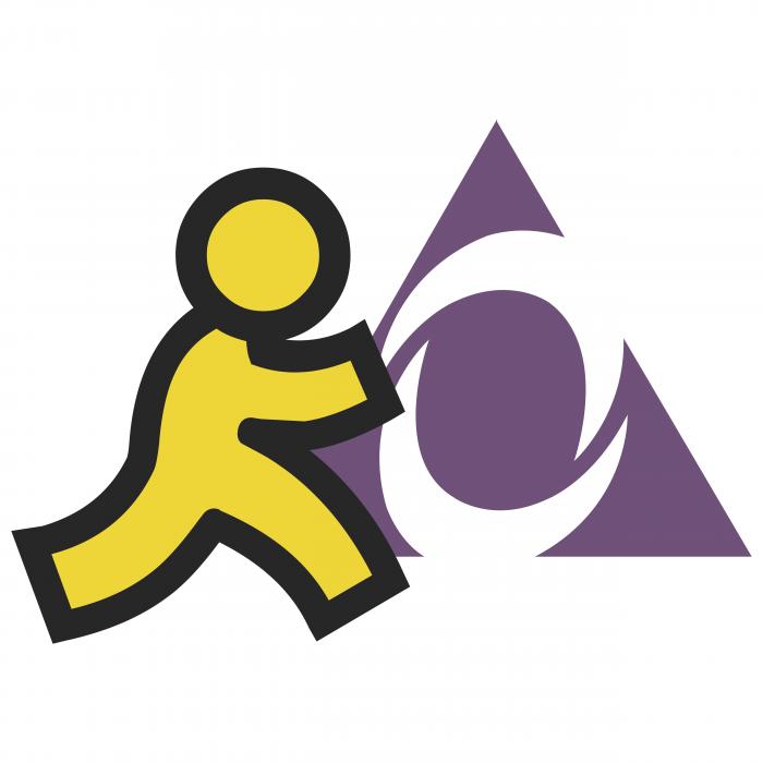AOL Instant logo