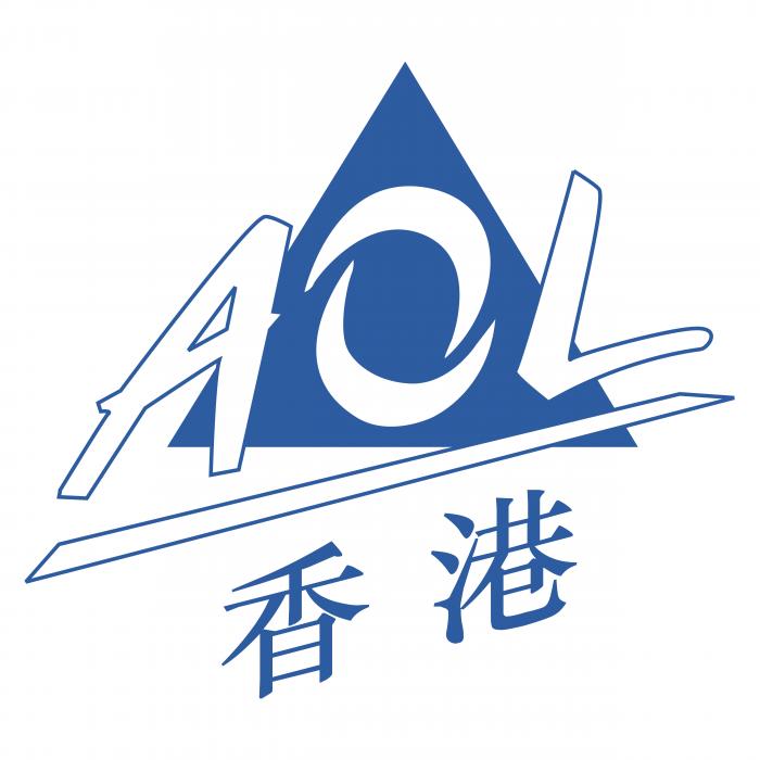 AOL logo asia