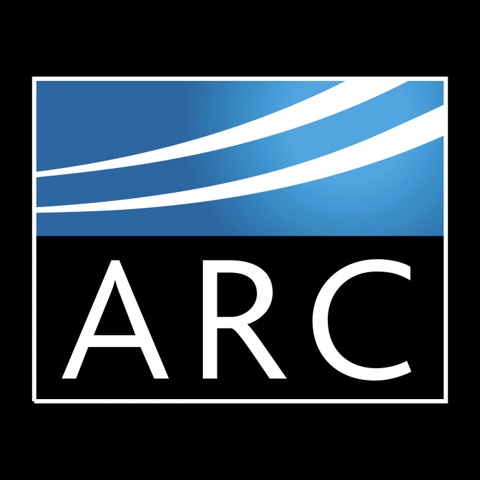 ARC logo black