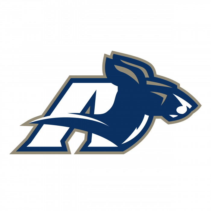 Akron Zips logo A