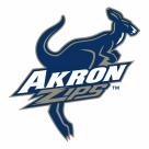 Akron Zips logo TM