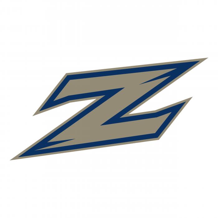 Akron Zips logo Z