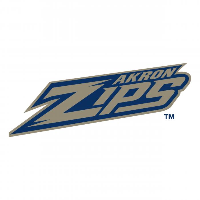 Akron logo zips