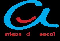 Amigos da Escola logo colored