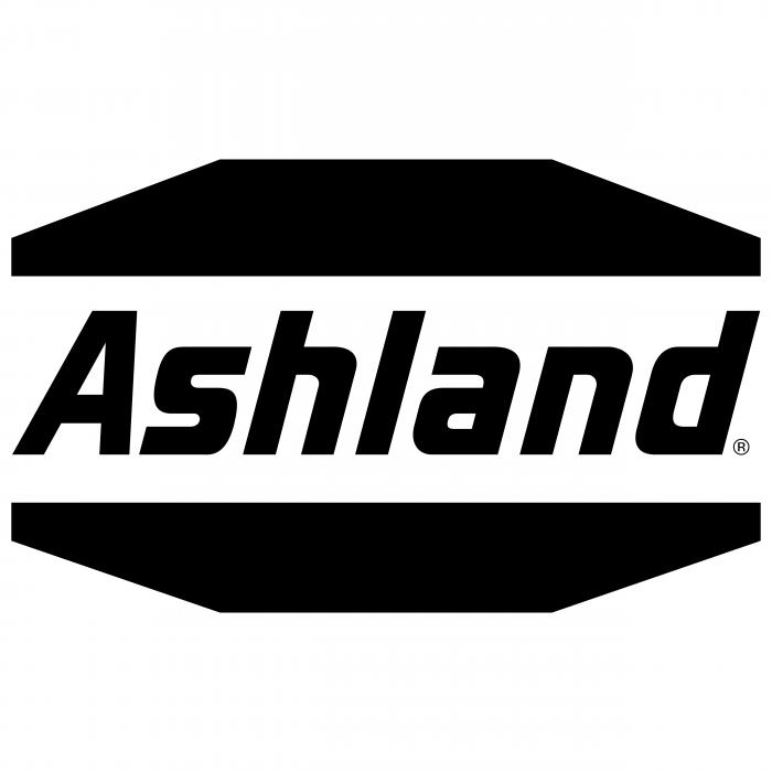 Ashland logo black