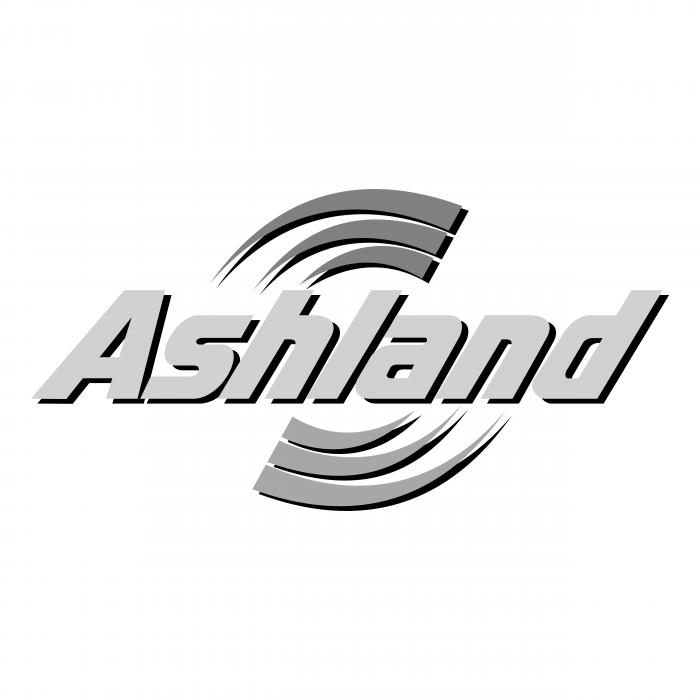 Ashland logo grey