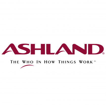 Ashland logo red