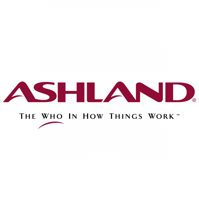 Ashland logo red