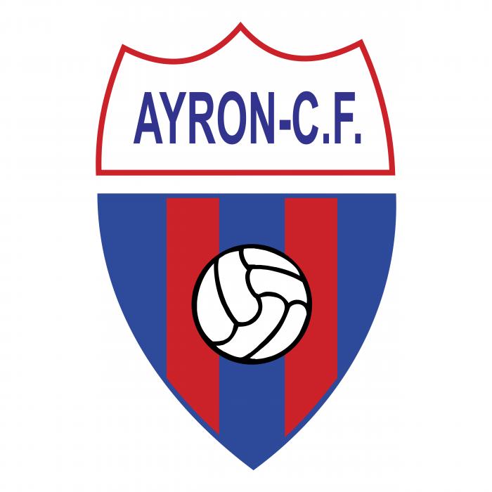 Ayron CF logo