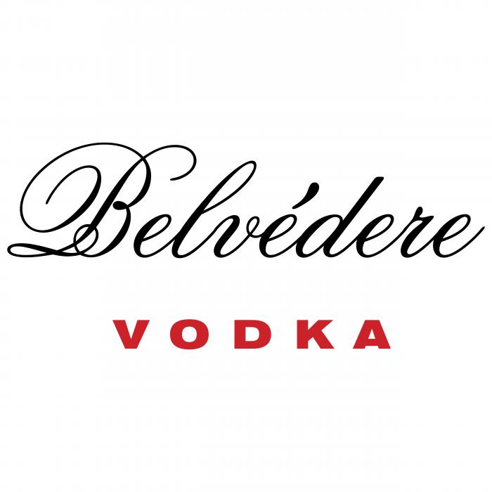 Belvedere logo vodka