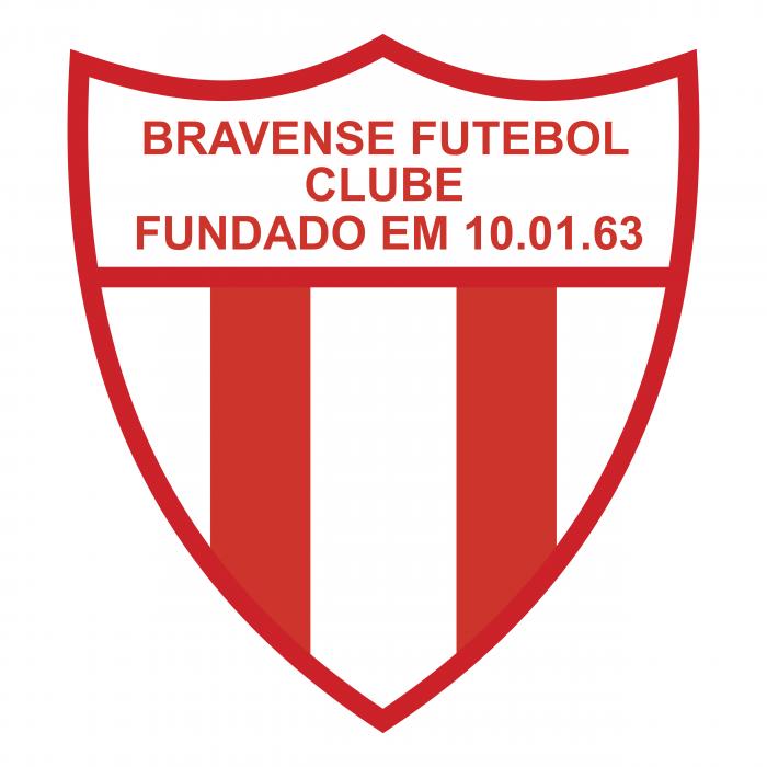 Bravense Futebol Clube de Laguna SC logo