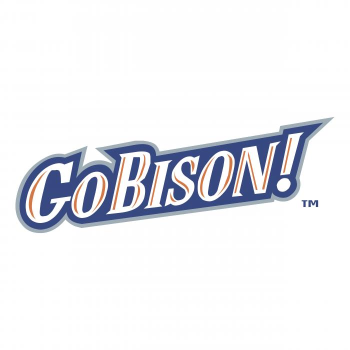 Bucknell Bison logo Go