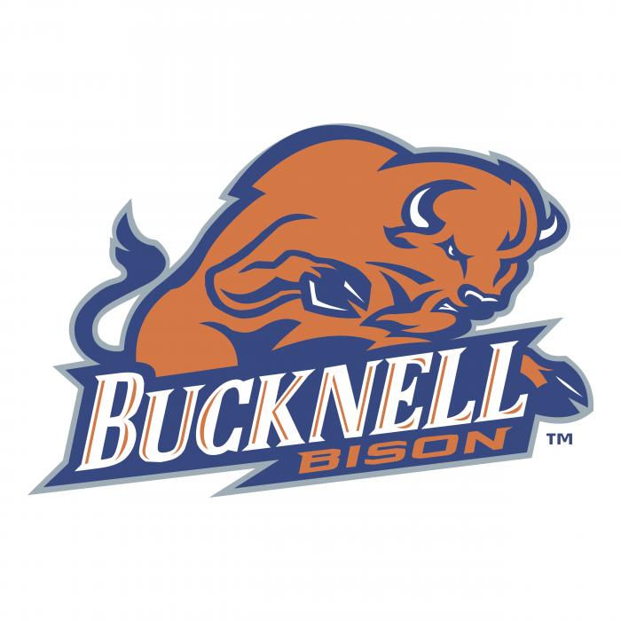 Bucknell Bison logo TM