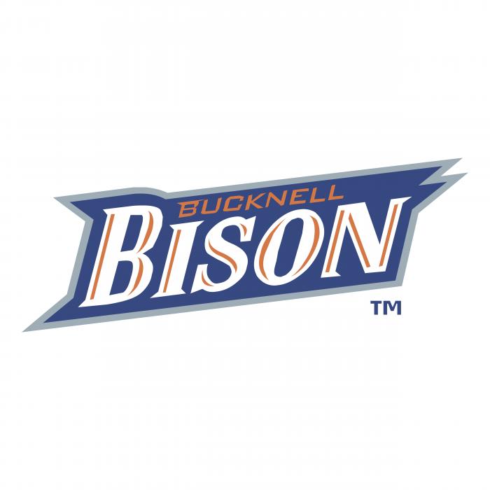 Bucknell Bison logo bisonTM