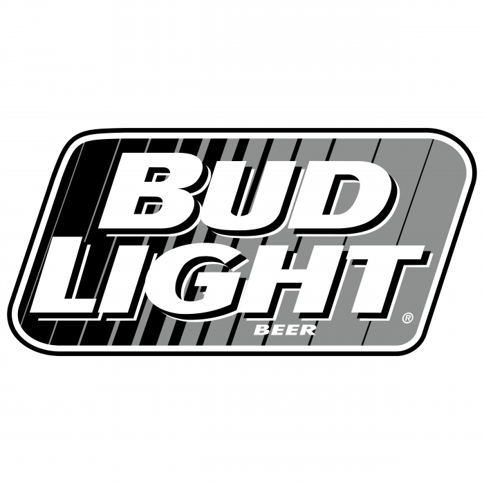 Bud Light logo beer