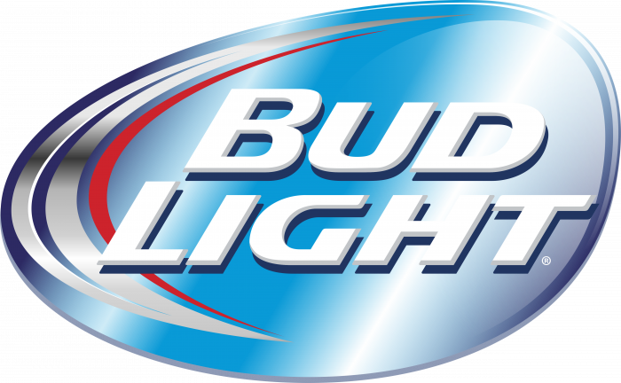Bud Light logo colored