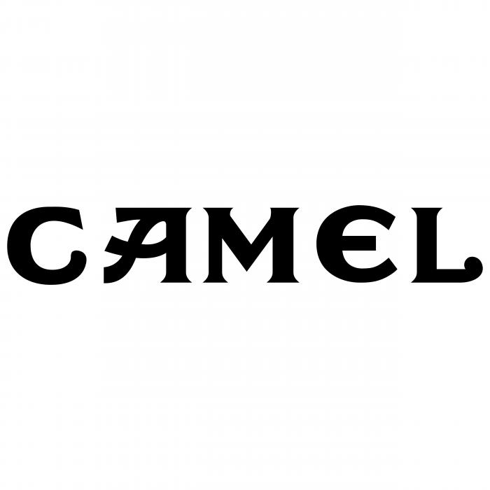 Camel logo black