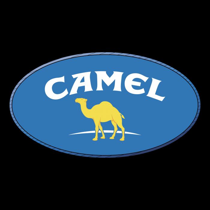 Camel logo oval