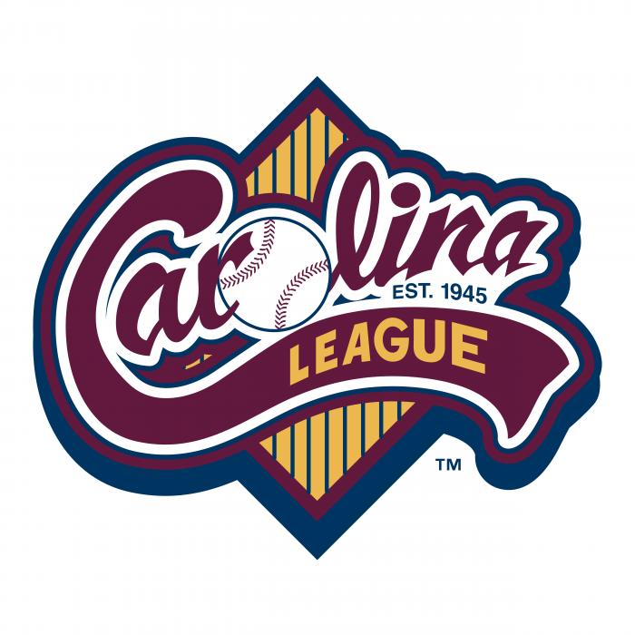 Carolina League logo colored